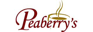 Peaberry's Cafe & Bakery Homepage